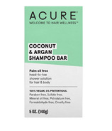 Acure Shampoo Bar Coconut & Argan