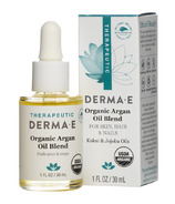 Derma E Skin, Hair & Nail Oil with Organic Argan & Jojoba Oils