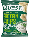 Quest Nutrition Sour Cream & Onion Protein Chips