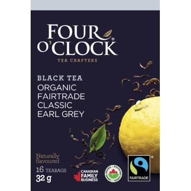 Four O\'Clock Earl Grey Tea