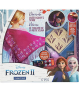 Make It Real Frozen II Stamping Shawl