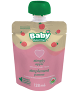 Baby Gourmet Simply Apple Single Fruit