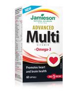 Jamieson Advanced Multi + Omega-3