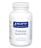 Pure Encapsulations PreNatal Nutrients