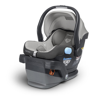UPPAbaby MESA Infant Car Seat Pascal Grey