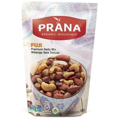 PRANA Organic Fuji Premium Salty Trail Mix