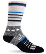Dr. Segal's Diabetic Socks Black Stars