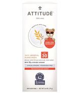 ATTITUDE Little Ones Sensitive Skin Mineral Sunscreen SPF 30