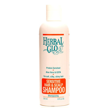 Herbal Glo Sensitive Hair & Scalp Shampoo