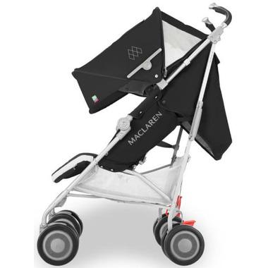 Maclaren Techno XT Stroller Black and Silver