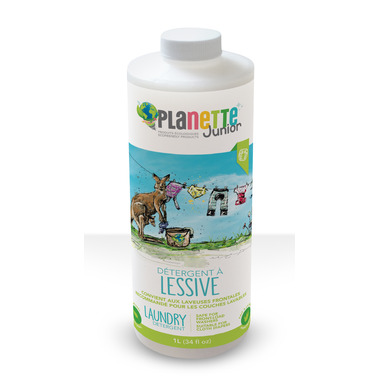 Planette Ecofriendly Products Laundry Detergent