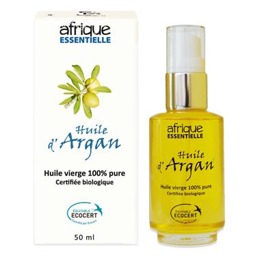 African Essentials Organic Argan Oil
