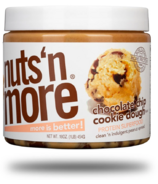 Nuts n More Cookie Dough Protein Peanut Butter