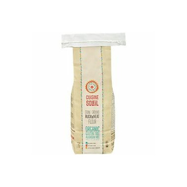 Cuisine Soleil Organic Buckwheat Flour