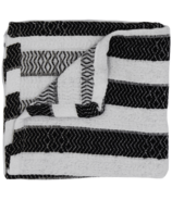 House of Jude Turkish Wash Cloth Ebony