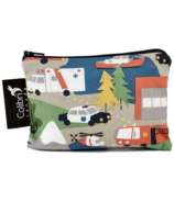 Colibri Reusable Snack Bag Small in Mountain Rescue