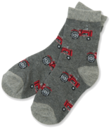 Hatley Farm Tractors Kids Socks