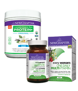 New Chapter Women's Daily + Protein Bundle