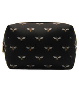 MYTAGALONGS Bee Large Cosmetic Pouch