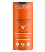 ATTITUDE SPF 30 Sunscreen Stick Orange Bloosom