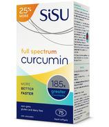 SISU Full Spectrum Curcumin Bonus Size