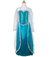Great Pretenders Ice Queen Dress With Cape Size 3-4