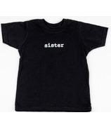 Kidcentral Essentials T-shirt Sister noir