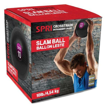 SPRI Cross Train 10 lbs Slam Ball