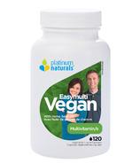Platinum Naturals Easymulti Vegan