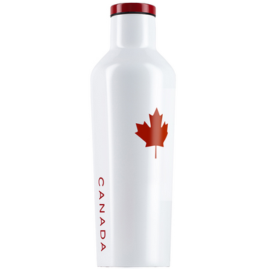 Corkcicle Canteen Canada Collective Modernist White