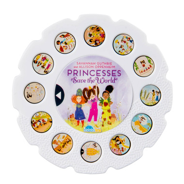 Moonlite Story Reel Princesses Save the World
