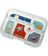 Yumbox Original Rocket Tray