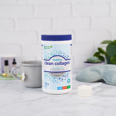 Genuine Health Clean Collagen Marine Unflavoured