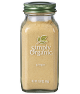 Simply Organic Ground Ginger Root