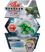 Bakugan Ultra Trox Armored Alliance Collectible Action Figure & Cards