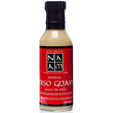 Naam Bottled Sauces Miso Gravy
