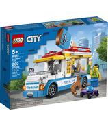 LEGO City Ice-Cream Truck Building Kit