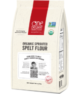 One Degree Organic Sprouted Spelt Flour