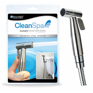 Brondell CleanSpa Luxury Handheld Bidet