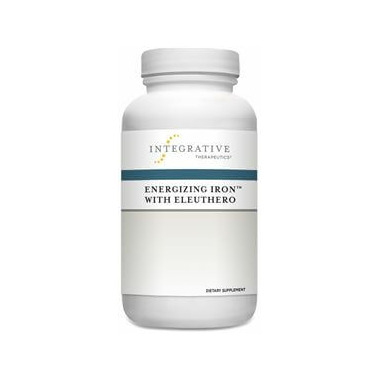 Integrative Therapeutics Energizing Iron with Eleuthero