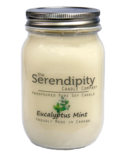 Serendipity Candles Eucalyptus & Mint