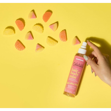 Delectable by Cake Triple Citrus Blend Radiance Boosting Hair & Body Mist