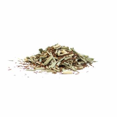 JusTea Herbal Pyramid Tea Bags Sunkissed Rooibos