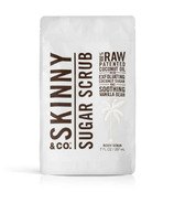 Skinny & Co. Coconut Sugar Body Scrub Bag Vanilla