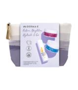 Derma E Refine, Brighten, Hydrate & Go Cosmetic Bag