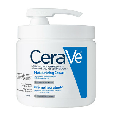 CeraVe Moisturizing Cream Bonus With Pump