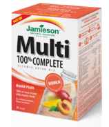 Jamieson Multi 100% Complete Vitamin Drink Mix for Women