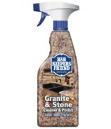 Bar Keepers Friend Granite & Stone Cleaner & Polish