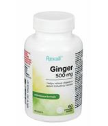 Rexall Ginger Anti-Nausea Formula