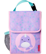 Skip Hop Zoo Lunch Bag Narwhal